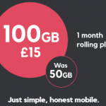 SMARTY's Latest 100GB offer
