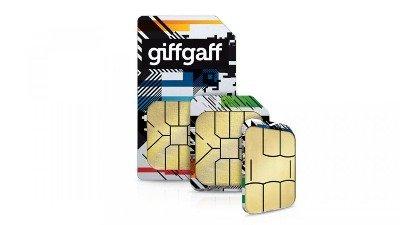 GiffGaff PAYG