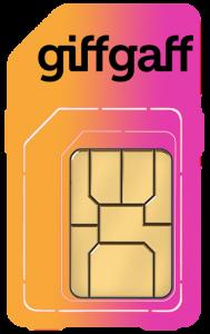 giffgaff SIM 2021