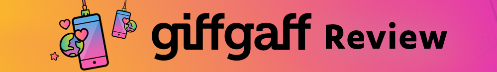 giffgaff review 2021 banner