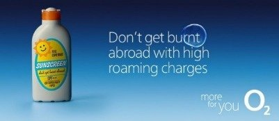 O2 Mobile International Roaming