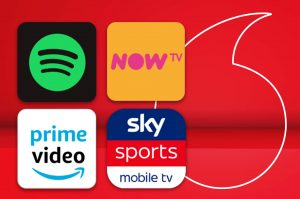 Vodafone Entertainment Packages
