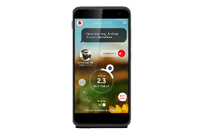 Vodafone Customer Rewards