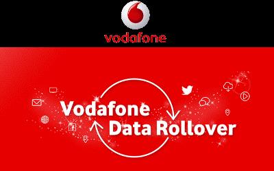 Vodafone Data Rollover