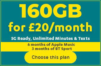 EE 2021 April SIM offer