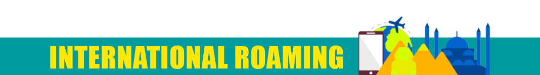 EE Roaming Abroad