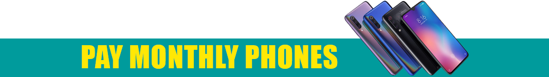 EE Pay Monthly Phone Plans