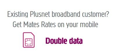 Plusnet Mobile Customer Rewards