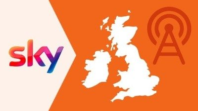 SKY Mobile Network Coverage