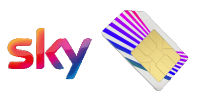 sky mobile best networks for data rollover