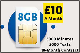 Tesco Mobile January 2021 SIM Offer
