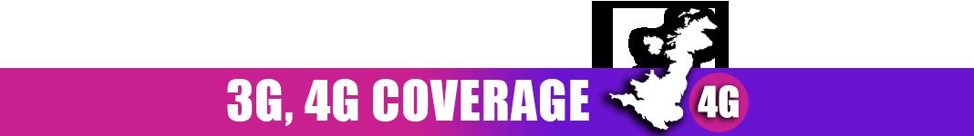 Three 4G Coverage