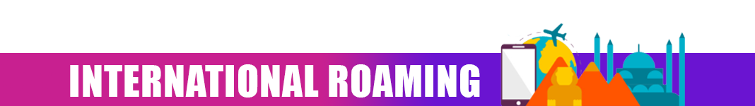 Three International Roaming