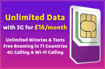 Three Unlimited Data 2021 January Offer