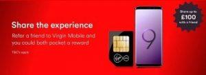Virgin Mobile Customer Rewards