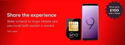 Virgin Mobile Customer Rewards