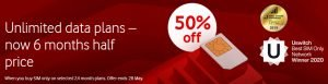 Vodafone Latest Offer