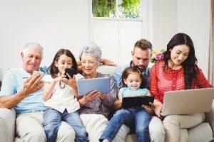 o2 vs giffgaff Family mobile plans