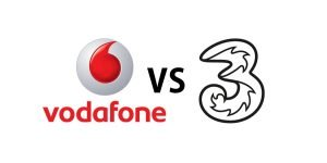 Vodafone vs Three Review