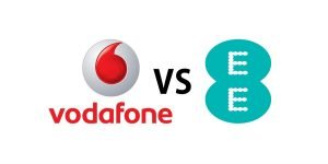 Vodafone vs EE Review