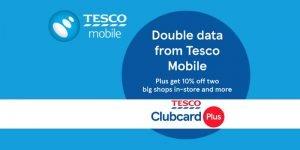 Tesco Mobile Clubcard