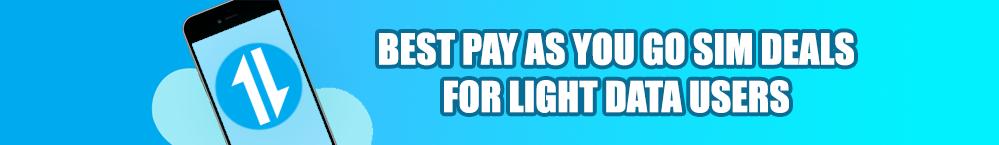 best-payg-sim-deals-light-data