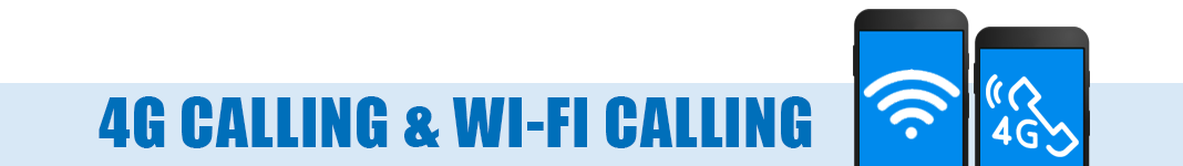 Lycamobile 4G Calling & WiFi Calling