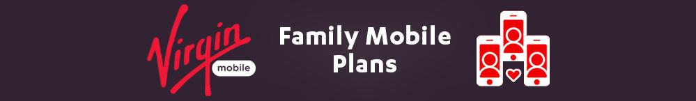 Virgin Mobile Family Plans Review 2021