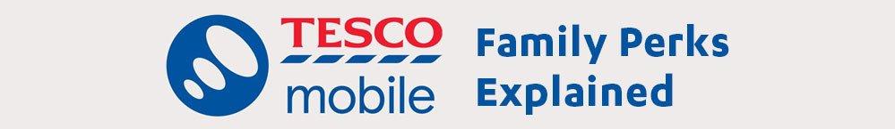 tesco mobile family plans